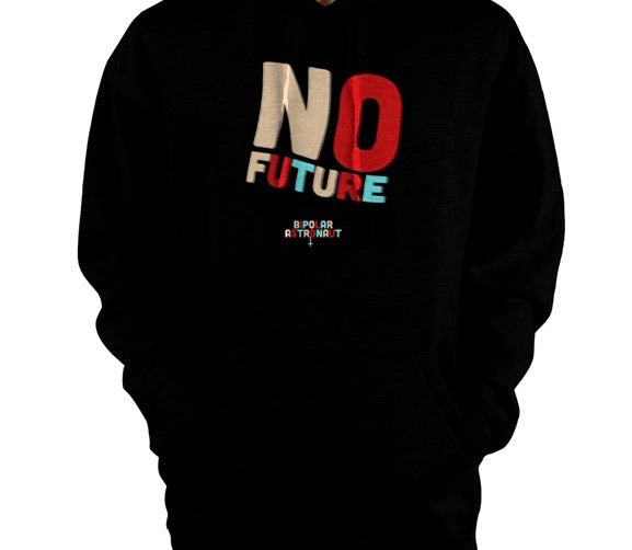 No Future Pullover Hoodie