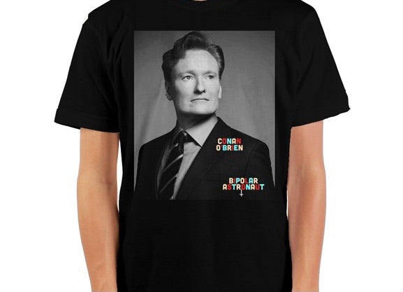 Conan O'Brien Crewneck T-Shirt