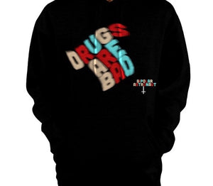 Drugs Are Bad Pullover Hoodie