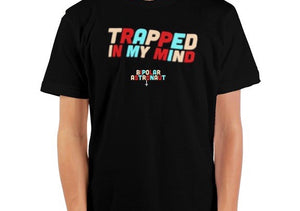 Trapped In My Mind Crewneck T-Shirt