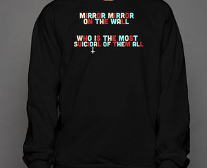 Mirror Mirror On The Wall Crewneck Sweatshirt