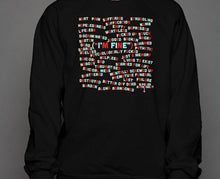Load image into Gallery viewer, I'm Fine Multiple Expression Crewneck Sweatshirt