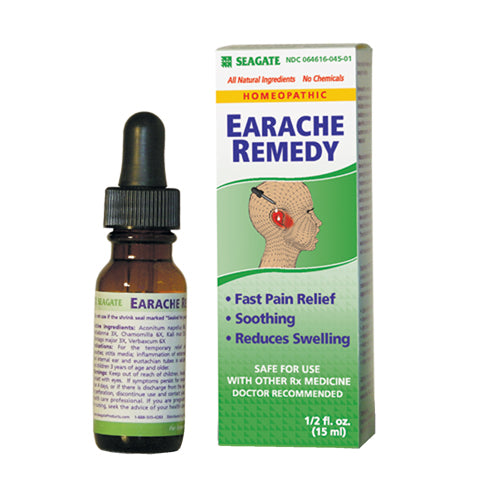Earache Remedy 1/2 oz Bottle