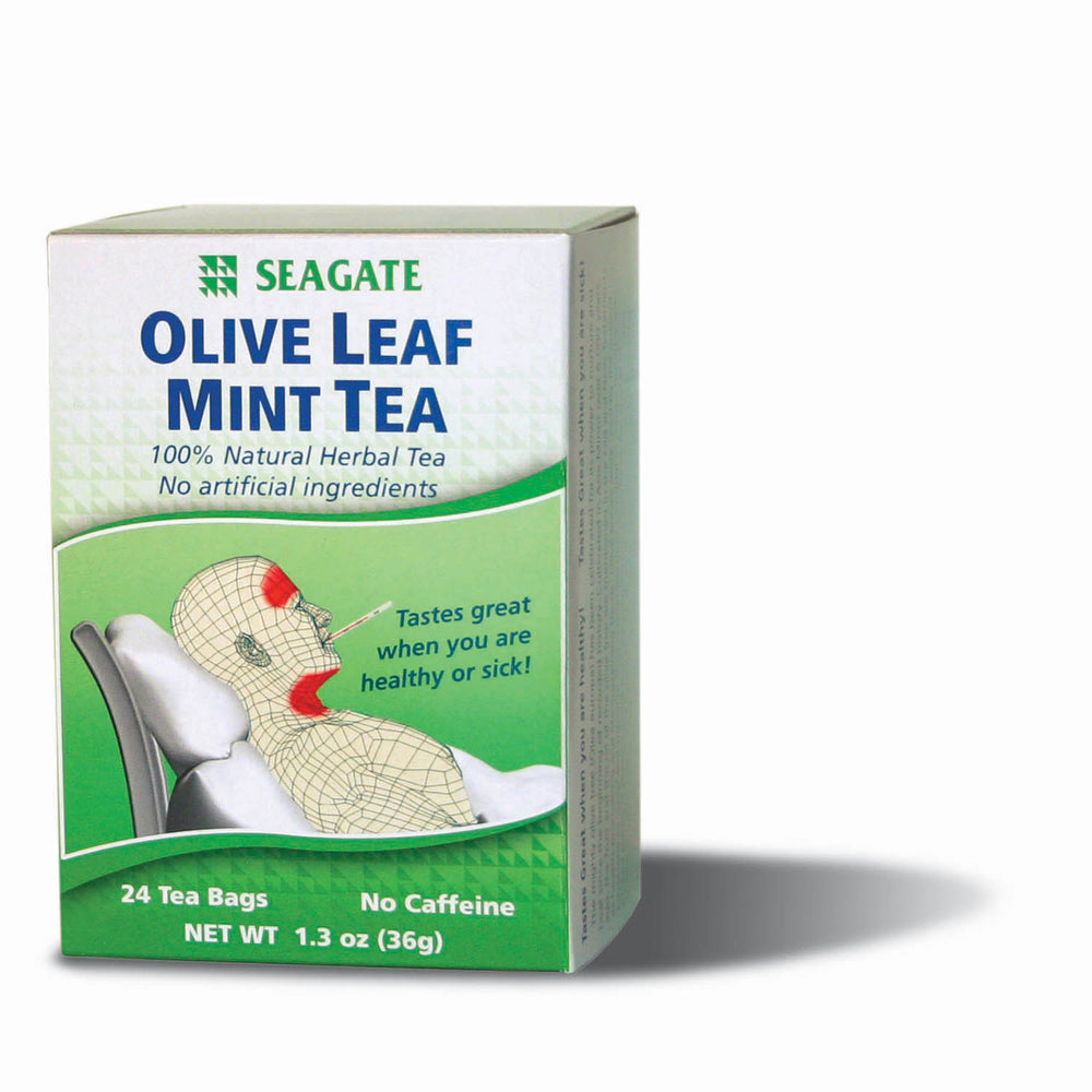Olive Leaf Mint Tea 24/box