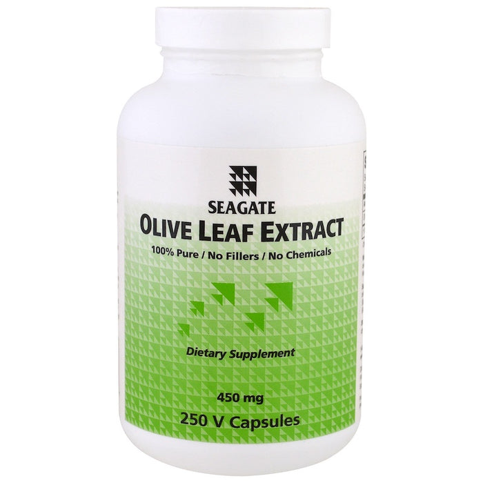 Olive Leaf Extract 450mg 250 V Caps