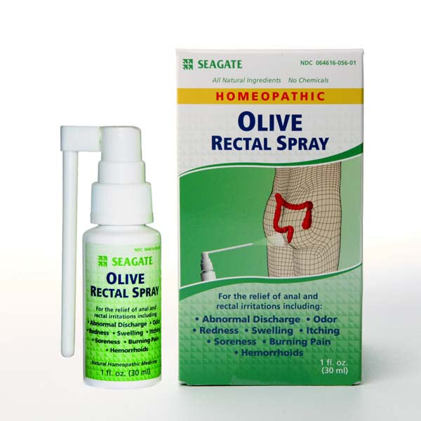 Olive Leaf Rectal Spray 1 oz