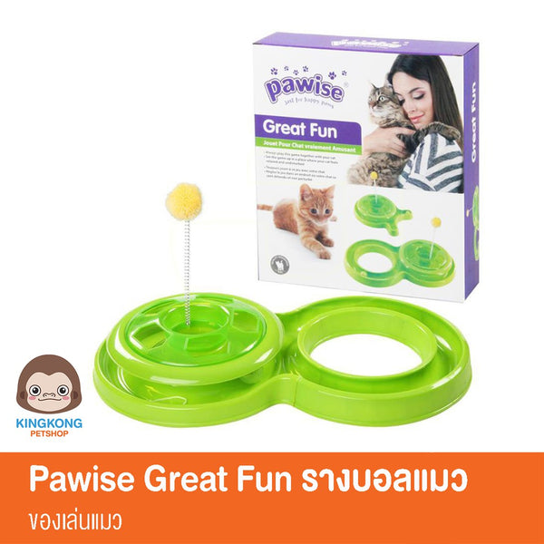 Pawise Great Fun Cat toy