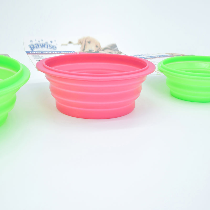 Pawise SILICONE bowl 1000ml.