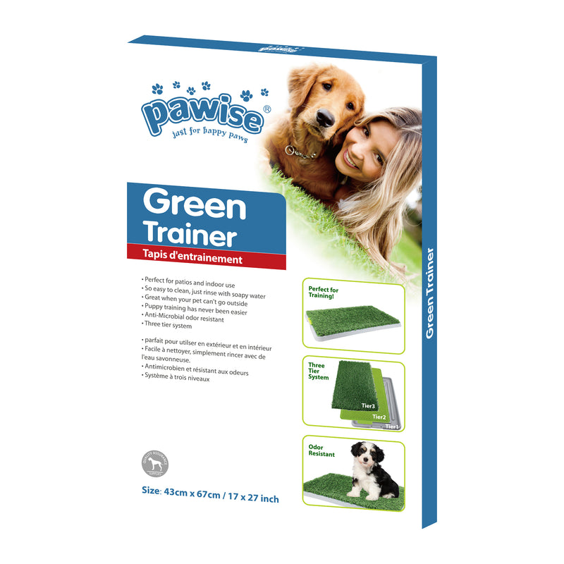 Pawise Green Trainer