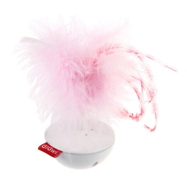 GiGwi Pet Droid Wobble Feather