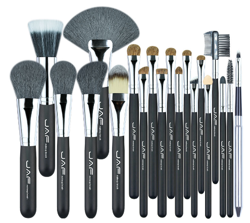 JAF Studio 20 Pcs/Set Makup Brushes Premium Super Soft Makeup Brush Tool Set - Oz-Onestop Wholesales