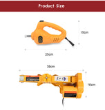 12V Car Electric Hydraulic Floor Jack Lifting Set Impact Wrench Tool - Oz-Onestop Wholesales