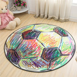 Multicolor baby soft pad game blanket children's toy carpets crawling mats - Oz-Onestop Wholesales