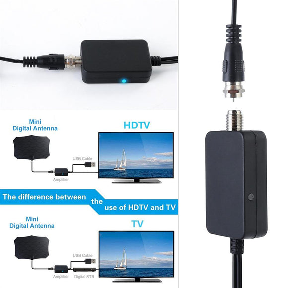 HDTV TV Antenna Amplifier Signal Booster ONLY - Oz-Onestop Wholesales