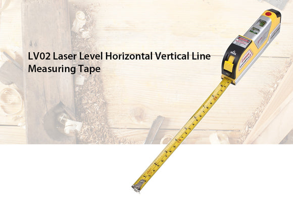 LV02 Laser Level Horizontal Vertical Line Measure Measuring Tape, hardware - Oz-Onestop Wholesales, specialising in Consumer products, camera lens, sports, gadgets, electronics, security alarm & CCTV system solutions for home, office, domestic, commercial, and retails.