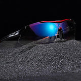 ROCKBROS Polarized Sports Sunglasses Road Cycling /Mountain Bike Riding Glasses - Oz-Onestop Wholesales