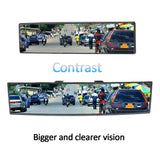 Large Vision Car Rear View Mirror /Baby Rearview Mirror /w Clip - Oz-Onestop Wholesales