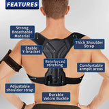 Back Posture Corrector Corset Clavicle Spine Posture Correction Back Support Belt - Oz-Onestop Wholesales