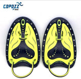 Adjustable Men Women Training Swimming Paddles Silicone Hand Webbed Swimming - Oz-Onestop Wholesales