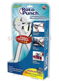 Roto Punch Leather Hole Punching Tool Mending Solution Add Eyelets Pliers - Oz-Onestop Wholesales