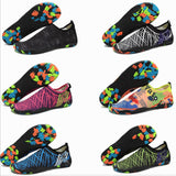 Swimming Water Aqua Shoes Men Women Beach Camping Shoes - Oz-Onestop Wholesales