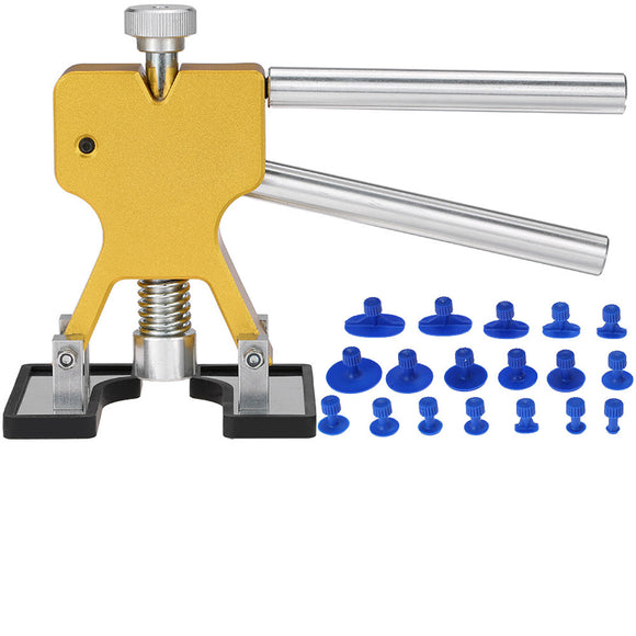 Car Body Paintless Dent Lifter Repair Tool Puller +18 Tabs Hail Removal Tool - Oz-Onestop Wholesales