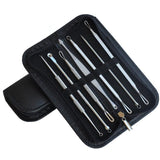7pcs/lot Pimple Blemish Comedone Acne Needle Extractor Remover Tools Set - Oz-Onestop Wholesales