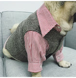 Dog Cat Clothes Wedding Party Suits For Small Dogs Cat Pet Tuxedo Dog Coat - Oz-Onestop Wholesales