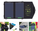 Solar Panel 10W 5V Solar Charger Portable Solar Battery Charger - Oz-Onestop Wholesales