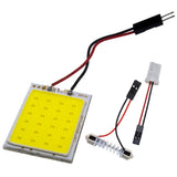 White T10 Cob 24 SMD 36 SMD Car Led Vehicle Panel Lamps Auto Interior - Oz-Onestop Wholesales