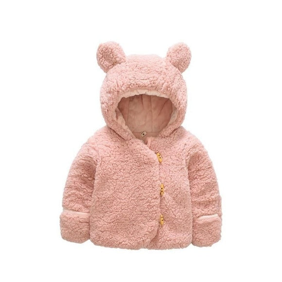 Baby jacket warm snowsuit outerwear - Oz-Onestop Wholesales