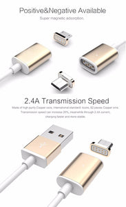 Magnetic USB Charger for Android - Oz-Onestop Wholesales