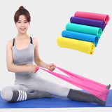 Hot Gym Fitness Equipment hacer ejercicios Strength Training Latex Elastic Resist - Oz-Onestop Wholesales