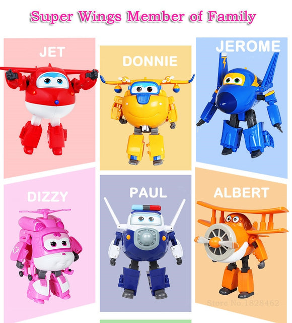 Super Wings - Transformation Robots /Deformable super wings toy, baby - Oz-Onestop Wholesales, specialising in Consumer products, camera lens, sports, gadgets, electronics, security alarm & CCTV system solutions for home, office, domestic, commercial, and retails.
