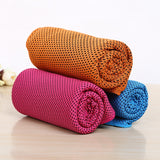Ice Cold Enduring Running Jogging Gym Chilly Pad Instant Cooling Outdoor Sports Towel - Oz-Onestop Wholesales