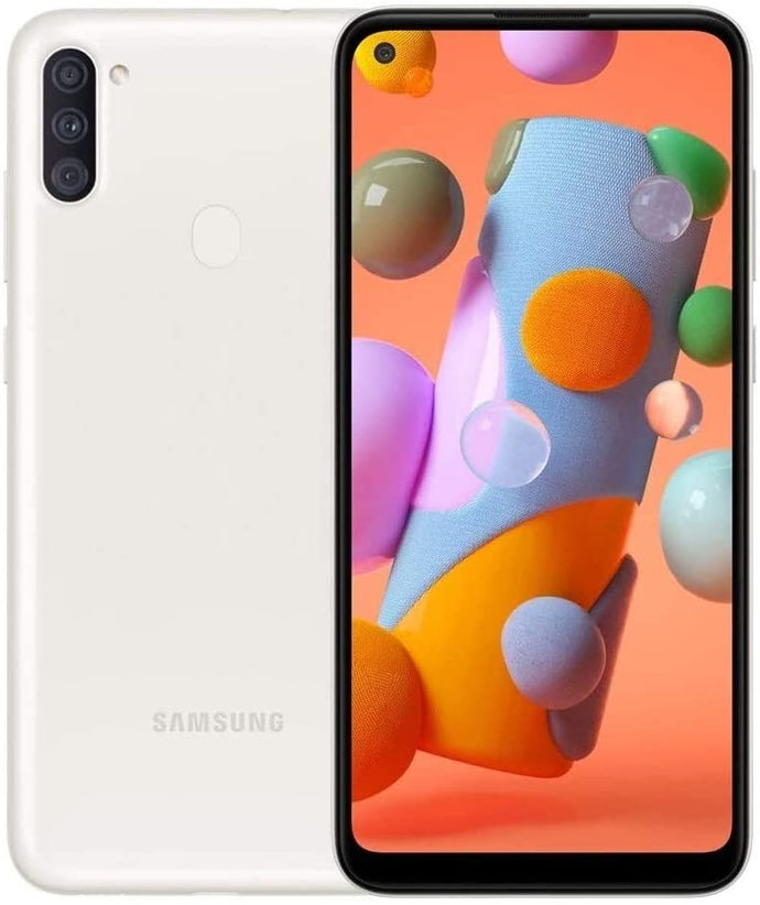 Galaxy A11 32GB White (AT&T)