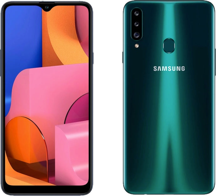 Galaxy A20s 64GB Green (GSM Unlocked)