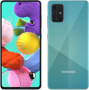 Galaxy A51 64GB Blue (GSM Unlocked)