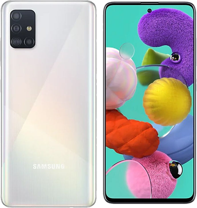 Galaxy A51 128GB White (AT&T)