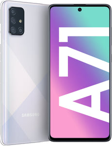 Galaxy A71 128GB Silver (GSM Unlocked)