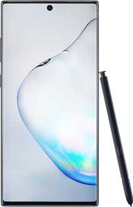 Galaxy Note 10 Plus 5G 256GB Aura Black (GSM Unlocked)