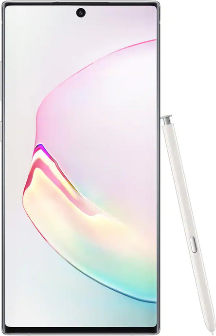 Galaxy Note 10 Plus 256GB Aura White (GSM Unlocked)