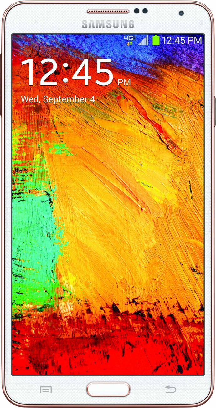 Galaxy Note 3 16GB Rose Gold/White (GSM Unlocked)