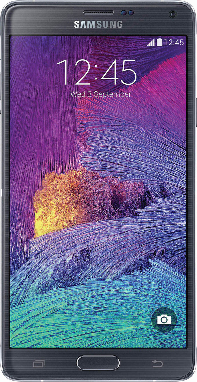 Galaxy Note 4 32GB Charcoal Black (Verizon Unlocked)