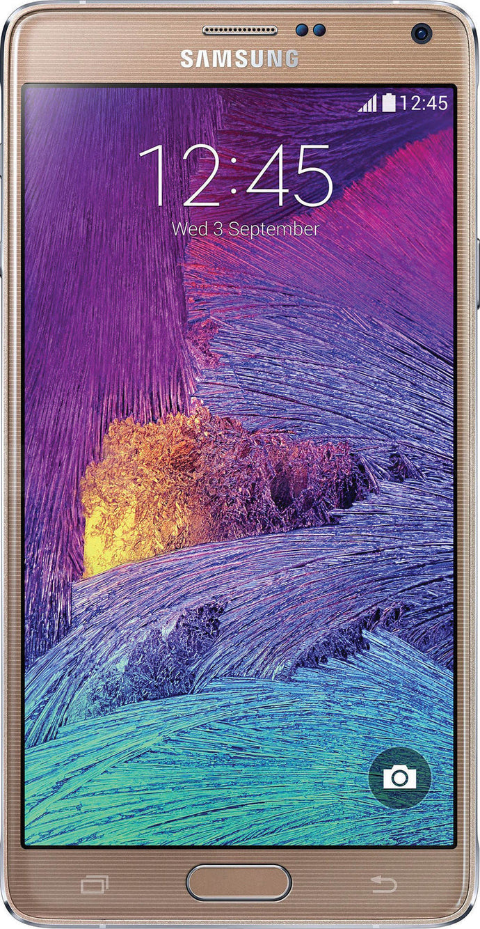 Galaxy Note 4 32GB Bronze Gold (T-Mobile)