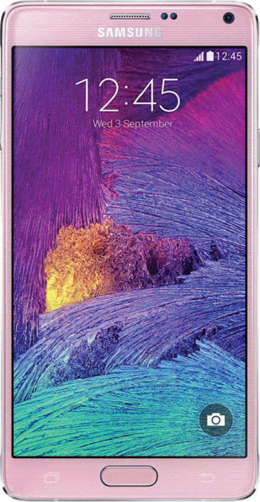 Galaxy Note 4 32GB Blossom Pink (AT&T)