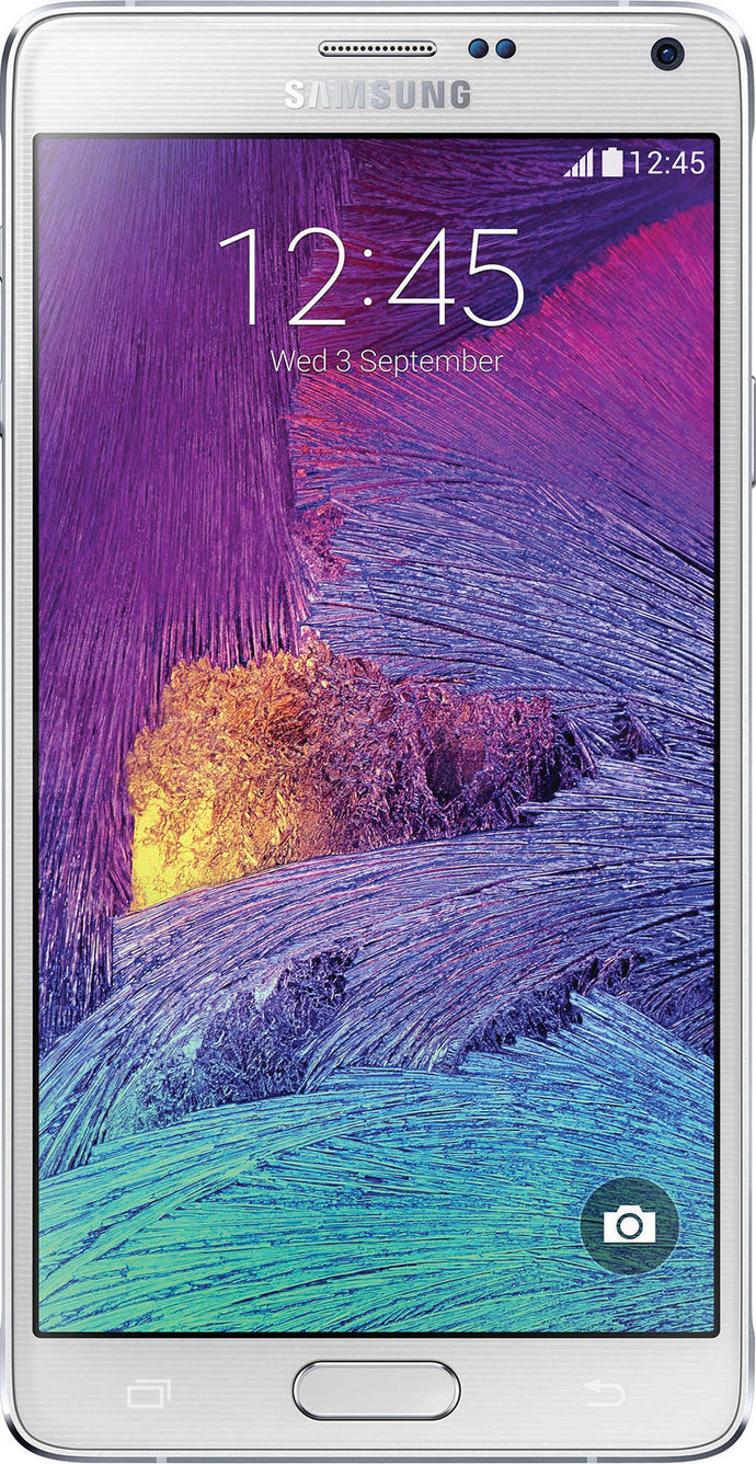 Galaxy Note 4 32GB Frost White (AT&T)