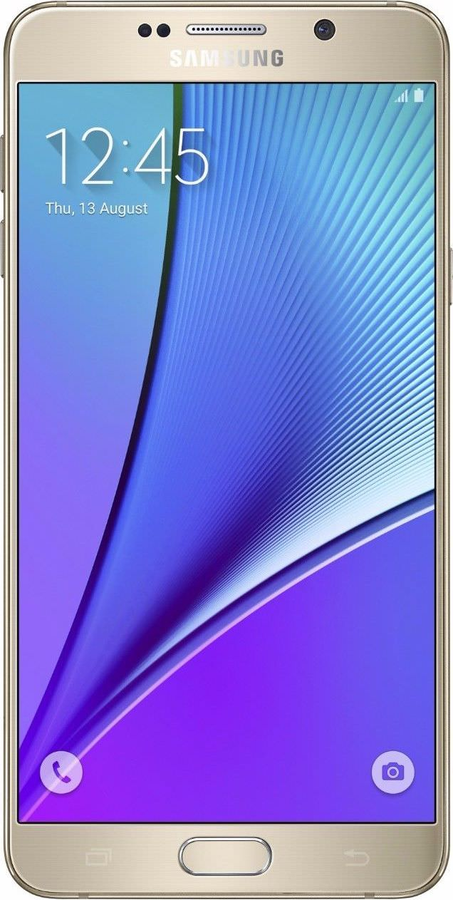Galaxy Note 5 32GB Gold Platinum (AT&T)