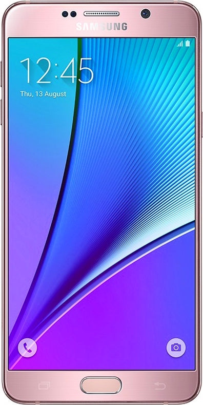 Galaxy Note 5 32GB Pink Gold (AT&T)