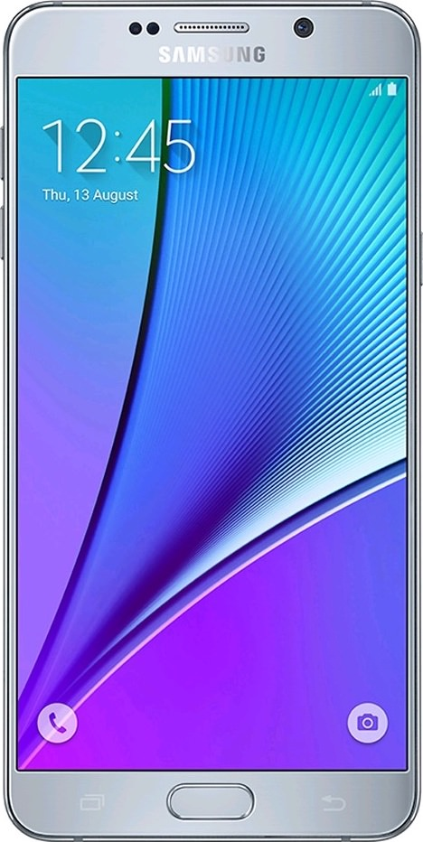 Galaxy Note 5 64GB Silver (AT&T)